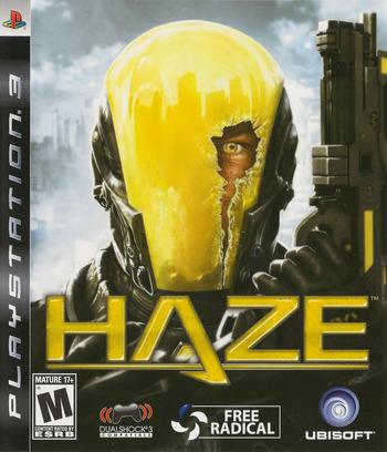 Haze PS3 coverM (BLUS30094)