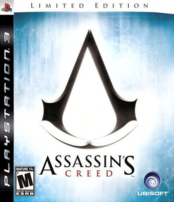 Assassin's Creed (Limited Edition) PS3 coverM (BLUS30096)