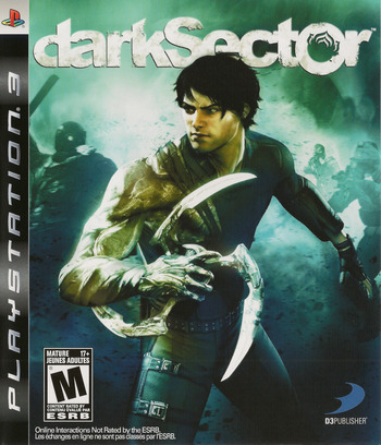 Dark Sector PS3 coverM (BLUS30116)