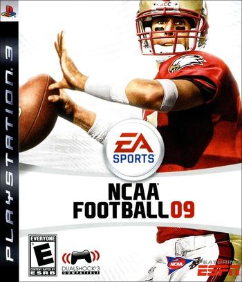 NCAA Football '09 PS3 coverM (BLUS30155)