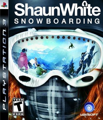 Shaun White Snowboarding PS3 coverM (BLUS30223)