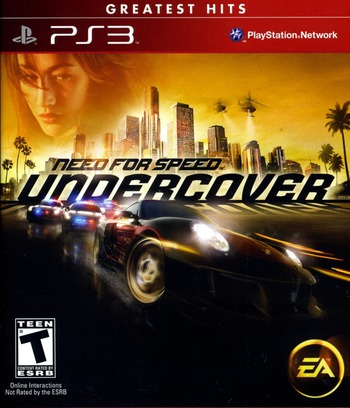 Need for Speed: Undercover PS3 coverM (BLUS30248)