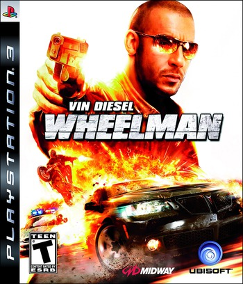 Wheelman PS3 coverM (BLUS30262)
