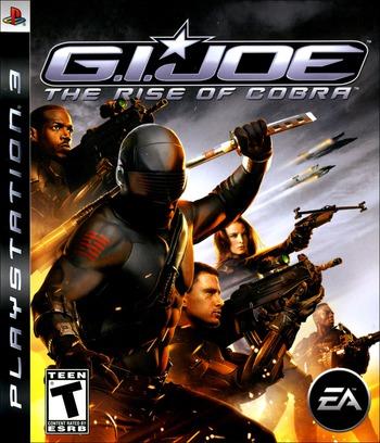 G.I. Joe: The Rise of Cobra PS3 coverM (BLUS30326)