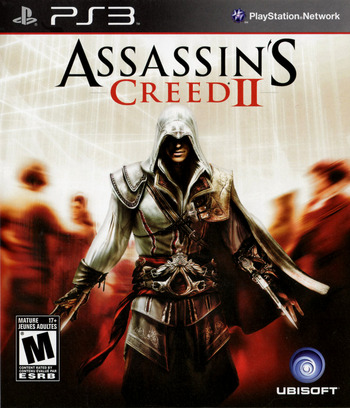 Assassin's Creed II PS3 coverM (BLUS30364)