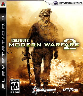 Call of Duty: Modern Warfare 2 PS3 coverM (BLUS30377)