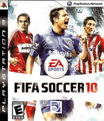 FIFA Soccer '10 PS3 coverM (BLUS30385)