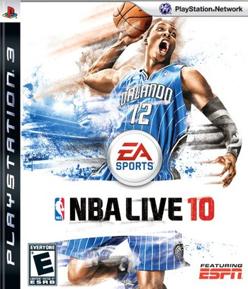 NBA Live '10 PS3 coverM (BLUS30393)