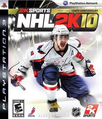 NHL 2K10 PS3 coverM (BLUS30438)