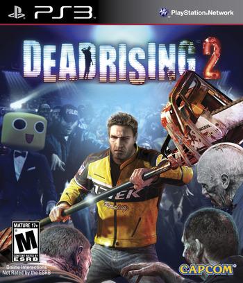 Dead Rising 2 PS3 coverM (BLUS30439)