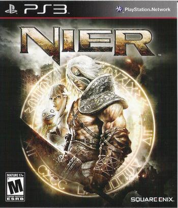 Nier PS3 coverM (BLUS30481)
