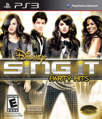 Disney Sing It: Party Hits PS3 coverM (BLUS30603)