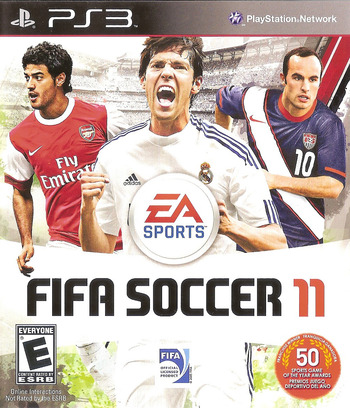 FIFA Soccer 11 PS3 coverM (BLUS30630)
