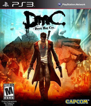 DmC: Devil May Cry PS3 coverM (BLUS30723)