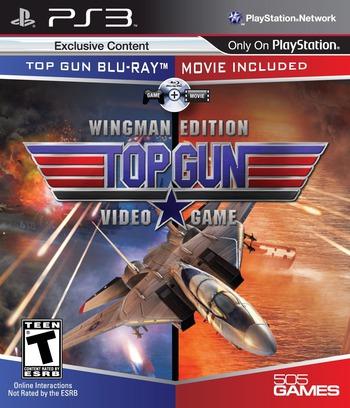Top Gun PS3 coverM (BLUS30739)