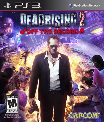 Dead Rising 2:Off the Record PS3 coverM (BLUS30763)