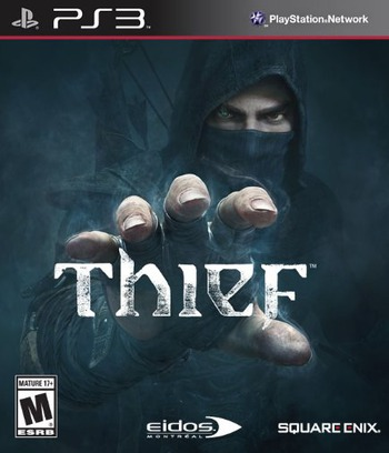 Thief PS3 coverM (BLUS30801)