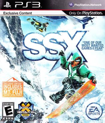 SSX PS3 coverM (BLUS30849)