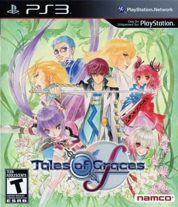 Tales of Graces F PS3 coverM (BLUS30903)