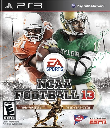 NCAA Football 13 PS3 coverM (BLUS30948)