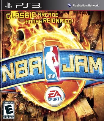 NBA Jam PS3 coverM (BLUS30969)