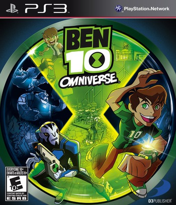 Ben 10 Omniverse PS3 coverM (BLUS31017)
