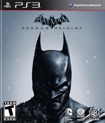 Batman: Arkham Origins PS3 coverM (BLUS31147)