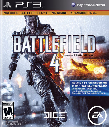 Battlefield 4 PS3 coverM (BLUS31162)