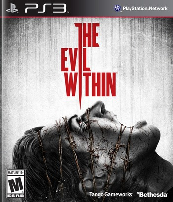 The Evil Within PS3 coverM (BLUS31374)