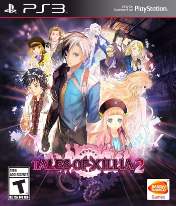 Tales of Xillia 2 PS3 coverM (BLUS31397)