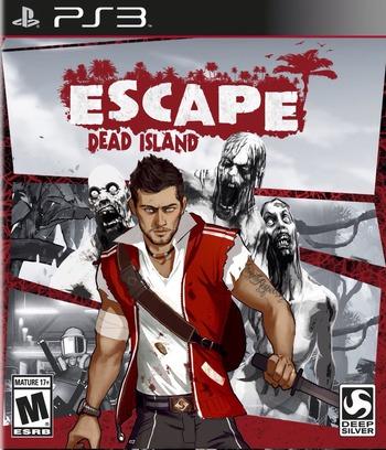 Escape Dead Island PS3 coverM (BLUS31433)