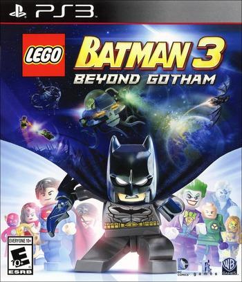 LEGO Batman 3 PS3 coverM (BLUS31434)