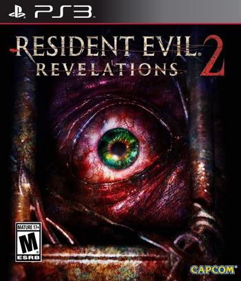 Resident Evil: Revelations 2 PS3 coverM (BLUS31444)