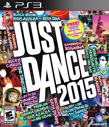 Just Dance 2015 PS3 coverM (BLUS31454)