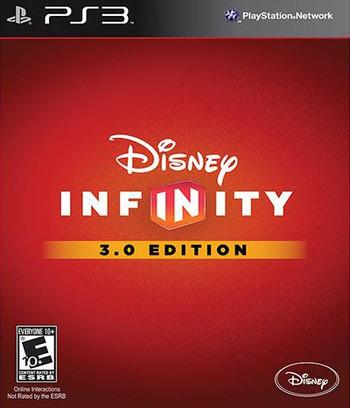Disney infinity 3.0 PS3 coverM (BLUS31522)