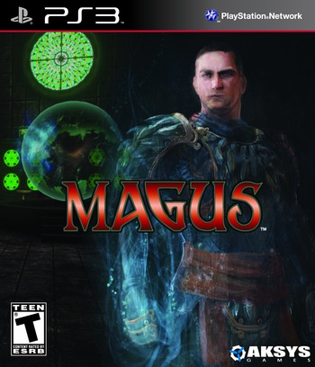 Magus PS3 coverM (BLUS41042)