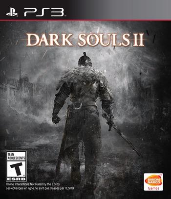 Dark Souls II PS3 coverM (BLUS41045)