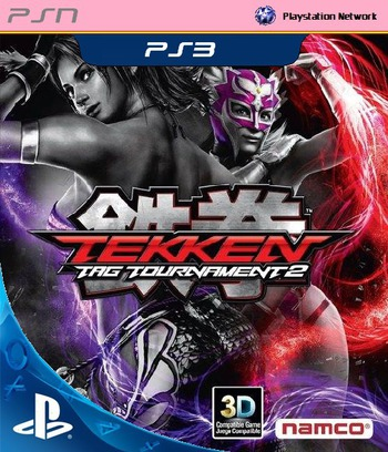 Tekken Tag Tournament 2 Prologue PS3 coverM (NPEA00327)