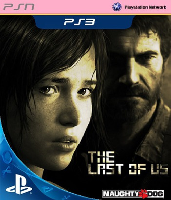 The Last of Us PS3 coverM (NPEA00435)