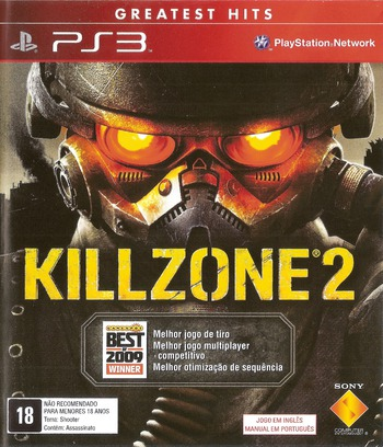 Killzone Trilogy PS3 coverM (BCUS98116)