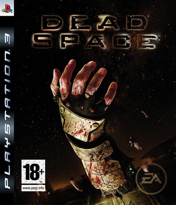 Dead Space PS3 coverM2 (BLES00308)