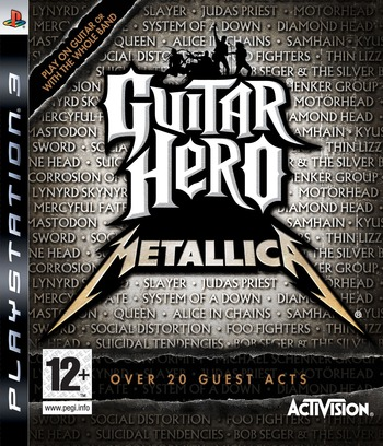 Guitar Hero: Metallica PS3 coverM2 (BLES00479)
