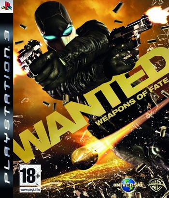 Wanted: Weapons of Fate PS3 coverM2 (BLES00504)