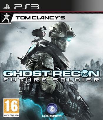 Tom Clancy's Ghost Recon: Future Soldier PS3 coverM2 (BLES00922)