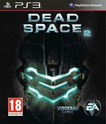 Dead Space 2 PS3 coverM2 (BLES01041)