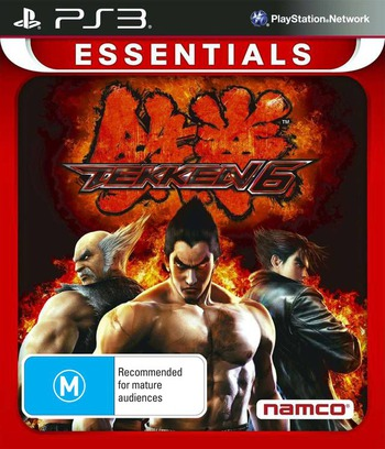 Tekken 6 PS3 coverMB (BLES00635)