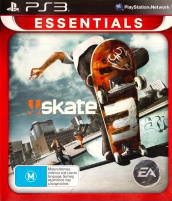 Skate 3 PS3 coverMB (BLES00760)