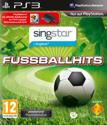 SingStar: Fussball Hits PS3 coverMB (BCES00869)
