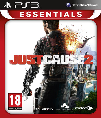 Just Cause 2 PS3 coverMB (BLES00517)