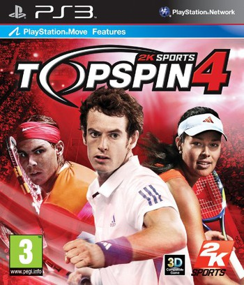 Top Spin 4 PS3 coverMB (BLES00668)